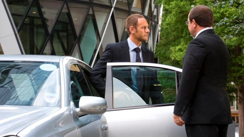 hire a london chauffeur
