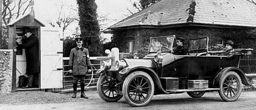 Chauffeur Driven Cars London