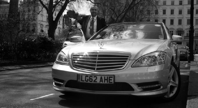 Chauffeur Hire In London