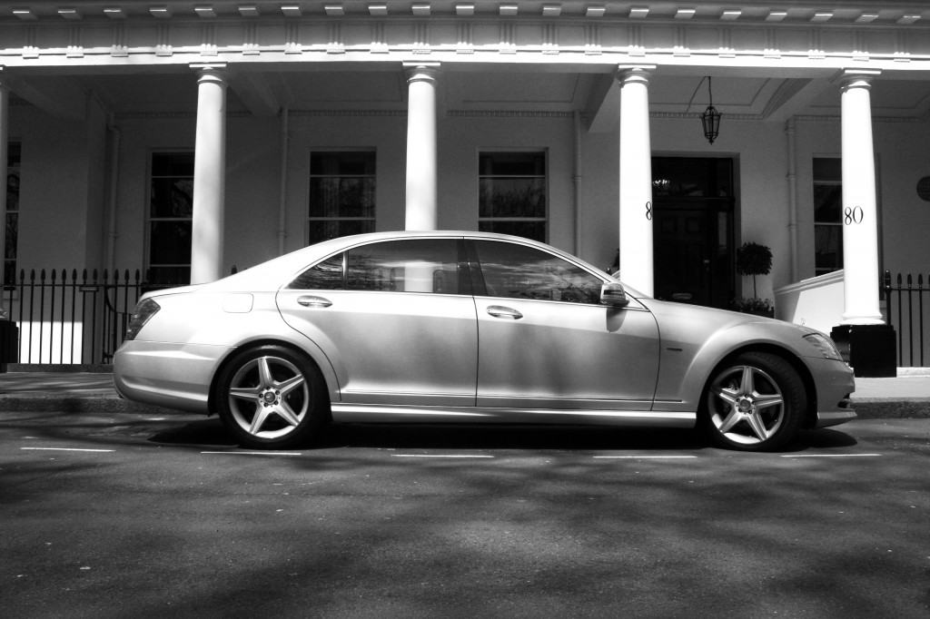 Hire A Chauffeur In London