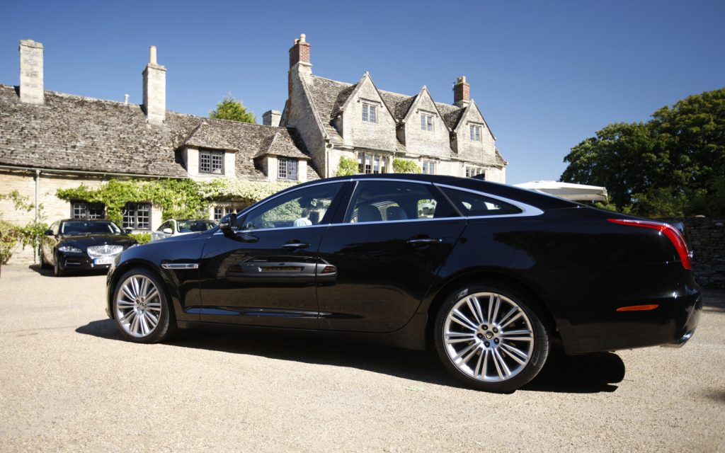 Mercedes S Class Chauffeur In London