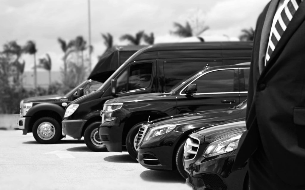 Chauffeur Driven Car Hire In London