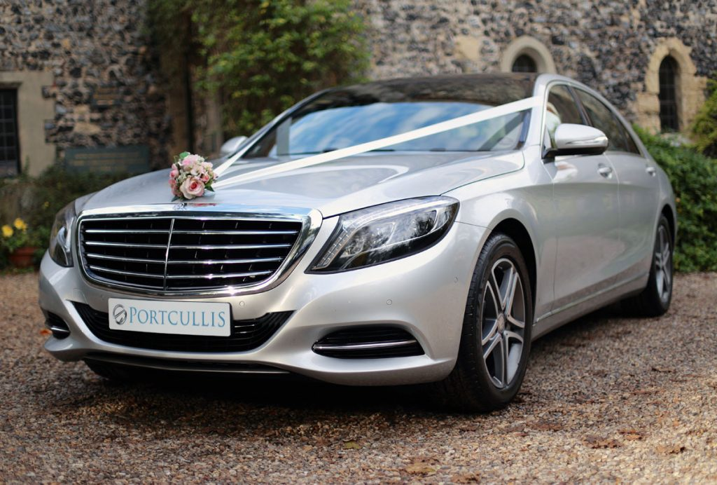 London Wedding Chauffeur For Hire