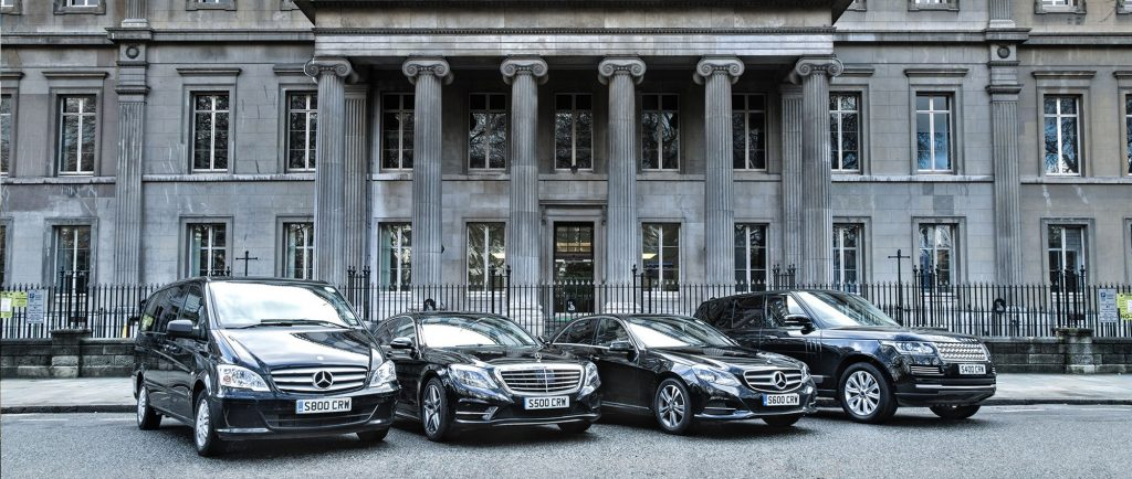 Luxury Car Chauffeur In London
