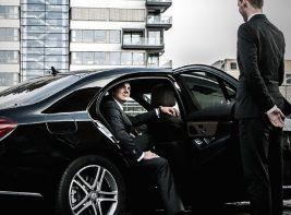 Personal chauffeur London