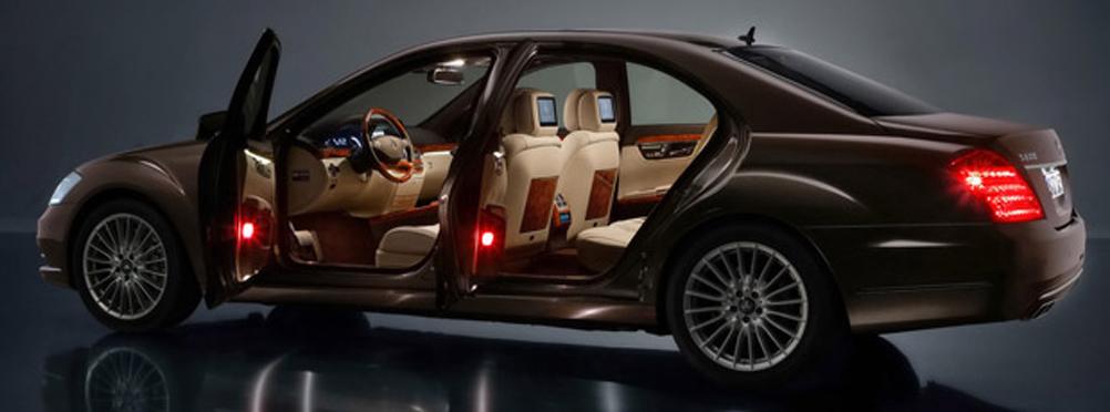luxury chauffeur service near me