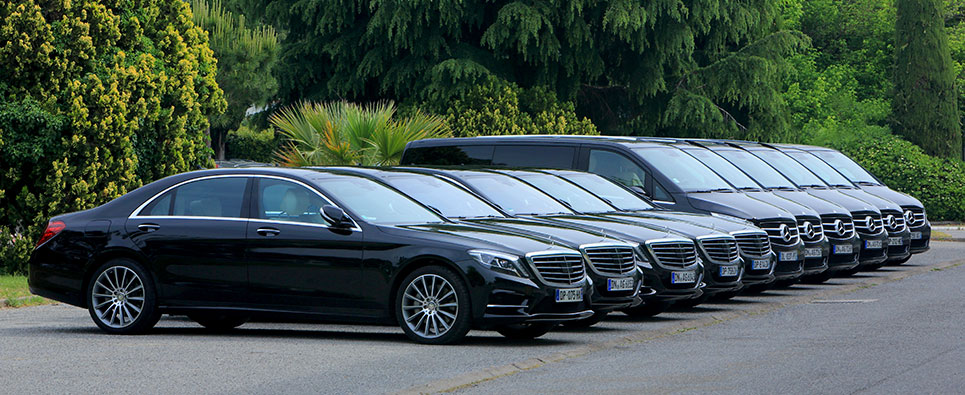 luxury chauffeur service near me