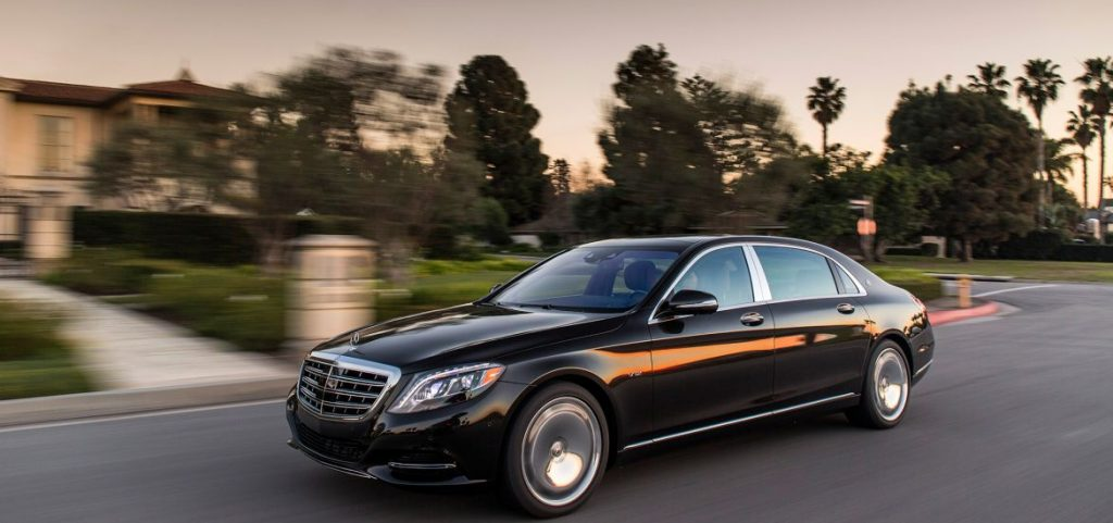 Luxury Chauffeur Driven Cars in London