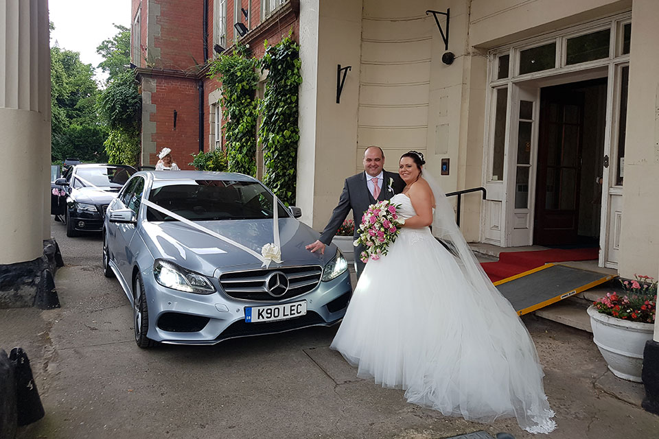 Wedding Chauffeur Car Hire In London