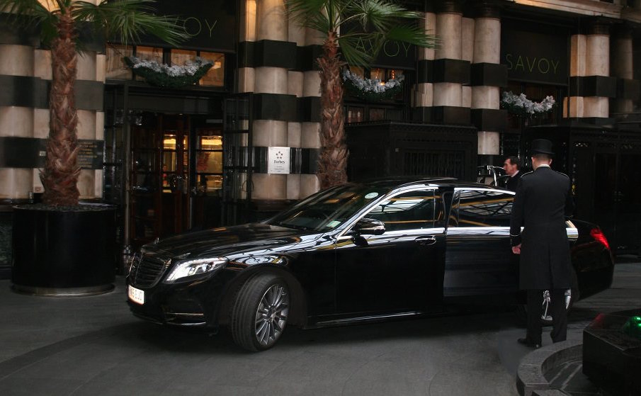 Personal Chauffeur In London