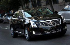 luxury chauffeur driven