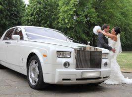 Wedding car Chauffeur